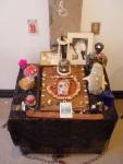 Legba altar