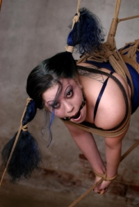 Pigtails and Gag